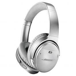 BOSE - QC35 QuietComfort II aktív zajszűrős, vezeték nélküli fejhallgató - ezüst