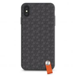 Moshi - Altra kemény tok - iPhone XS Max - Fekete