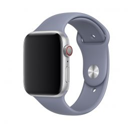 Apple Watch 44mm Band: Lavender Gray Sport Band - S/M & M/L   (Seasonal Autumn2018)