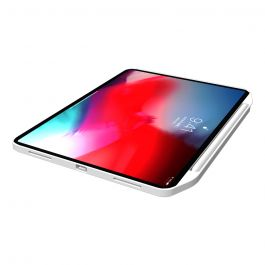 SWITCH EASY Coverbuddy for Apple Keyboard iPad Pro 12.9'' 2018 - Solid White