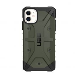 UAG – Pathfinder iPhone 11 tok – olivazöld