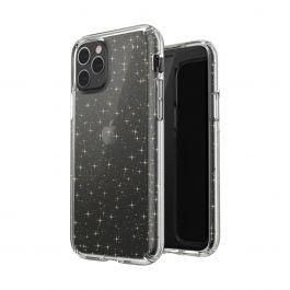Speck – Presidio Clear + Glitter iPhone 11 Pro tok – átlátszó / arany glitter