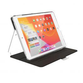 """Speck – Balance Folio Clear iPad 10.2"""" tok (2019) - fekete/áttetsző"""