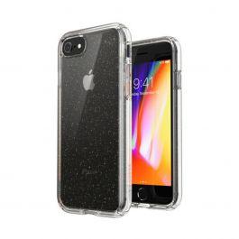 Speck – Presidio Clear + Glitter iPhone SE tok – átlátszó / arany glitter