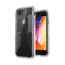 Speck – Presidio Perfect Clear + Grip iPhone SE átlátszó tok