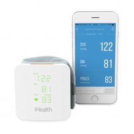 iHealth – VIEW BP7s csuklóra helyezhető okos vérnyomásmérő