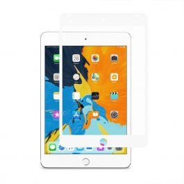 Moshi iVisor AG for iPad mini (5th Generation) - White