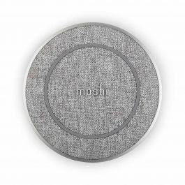 Moshi -Otto Q vezeték nélküli töltőpad - Alpine Gray