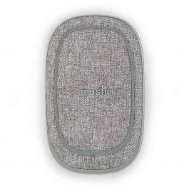 Moshi - Porto Q 5K külső akkumulátor Qi vezeték nélküli töltéssel - Nordic Gray