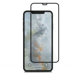 Moshi - IonGlass üvegfólia - iPhone XS Max - fekete