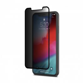 Moshi - IonGlass Privacy üvegfólia - iPhone XR - fekete