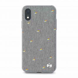 Moshi - Vesta keménytok - iPhone XR - Szürke