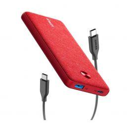 Anker – PowerCore III Sense 10K PD USB-C külső akkumulátor - Piros
