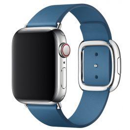 Apple Watch 40mm Band: Cape Cod Blue Modern Buckle Band - Medium   (Seasonal Autumn2018)