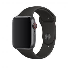 Apple – 44 mm-es, fekete sportszíj – M/L és L/XL