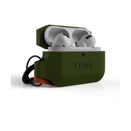 UAG – AirPods Pro szilikon tok – olivazöld