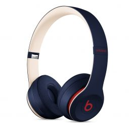 Beats – Solo3 Wireless fejhallgató – Beats Club Collection – Club tengerészkék