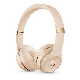 Beats - Solo3 Wireless fejhallgató – matt arany