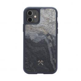 Woodcessories – Bumper iPhone 11 tok - szürke palakő