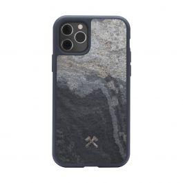 Woodcessories – Bumper iPhone 11 Pro tok - szürke palakő