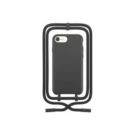 Woodcessories – Change iPhone SE tok - fekete