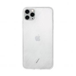 Native Union – Clic View iPhone 11 Pro Max áttetsző tok – fehér
