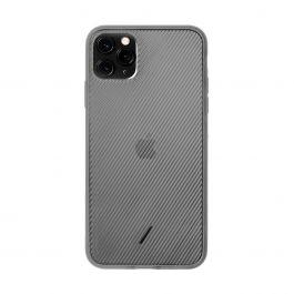 Native Union – Clic View iPhone 11 Pro Max áttetsző tok – szürke