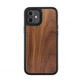 Woodcessories – Bumper Magsafe iPhone 12 mini tok - diófa