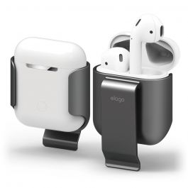 Elago - Airpods Carrying Clip - szürke