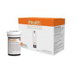 iHealth – EGS-2003 vércukorszint tesztcsíkok - 2x25 db