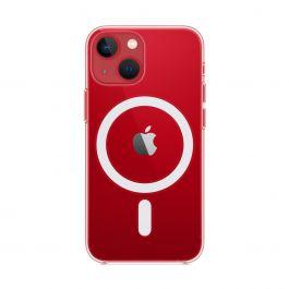 MagSafe-rögzítésű átlátszó iPhone 13 mini-tok