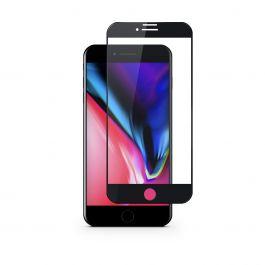 iSTYLE – 3D+ Üveg kijelzővédő fólia – iPhone 6 / 6s / 7 / 8 - fekete