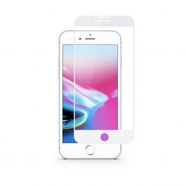 iSTYLE – 3D+ Üveg kijelzővédő fólia – iPhone 6 / 6s / 7 / 8 - fehér