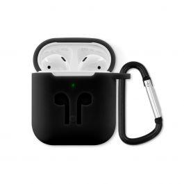 iSTYLE – Outdoor ütésálló AirPods 2 szilikon tok - fekete