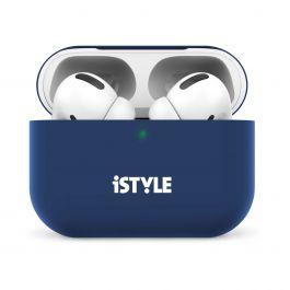 iSTYLE – AirPods Pro szilikontok – sötétkék