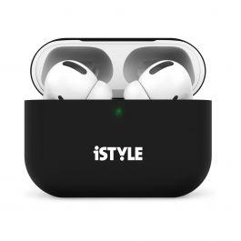 iSTYLE – AirPods Pro szilikontok – fekete