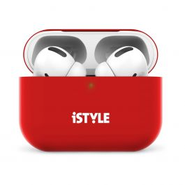iSTYLE – AirPods Pro szilikontok – piros