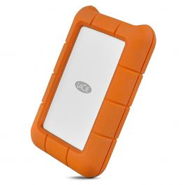Lacie - Rugged USB-C hordozható merevlemez - 4TB
