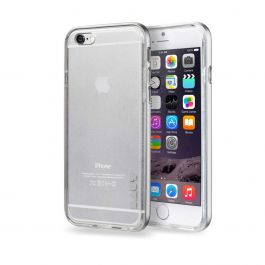 LAUT - ExoFrame iPhone 6/6s Plus tok - Ezüst