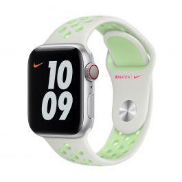 Apple – 40 mm-es lucfenyő aura-gőzzöld Nike sportszíj