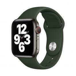 Apple – 40 mm-es ciprusi zöld sportszíj