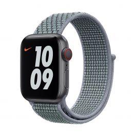 Apple – 40 mm-es obszidiánköd Nike sportpánt