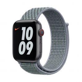 Apple – 44 mm-es obszidiánköd Nike sportpánt