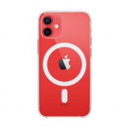MagSafe-rögzítésű átlátszó iPhone 12 mini-tok