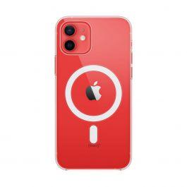 MagSafe-rögzítésű átlátszó iPhone 12- és 12 Pro-tok