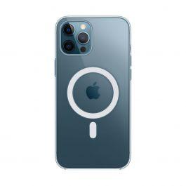 MagSafe-rögzítésű átlátszó iPhone 12 Pro Max-tok