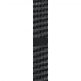 DEMO - Apple 42 mm-es milánói szíj - asztrofekete