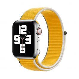 Apple – 40 mm-es napraforgósárga sportpánt