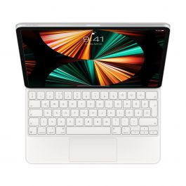 Apple – Magic Keyboard 12,9 hüvelykes iPad Próhoz – Magyar - fehér