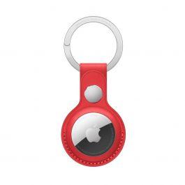 AirTag bőr kulcstartó - (PRODUCT)RED